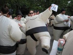 JETAA Sumo Run