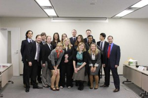 The AJET team at the May 2011 Opinion Exchange
