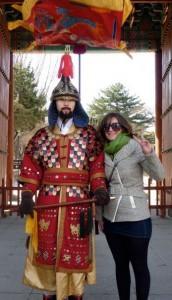 korean soldier