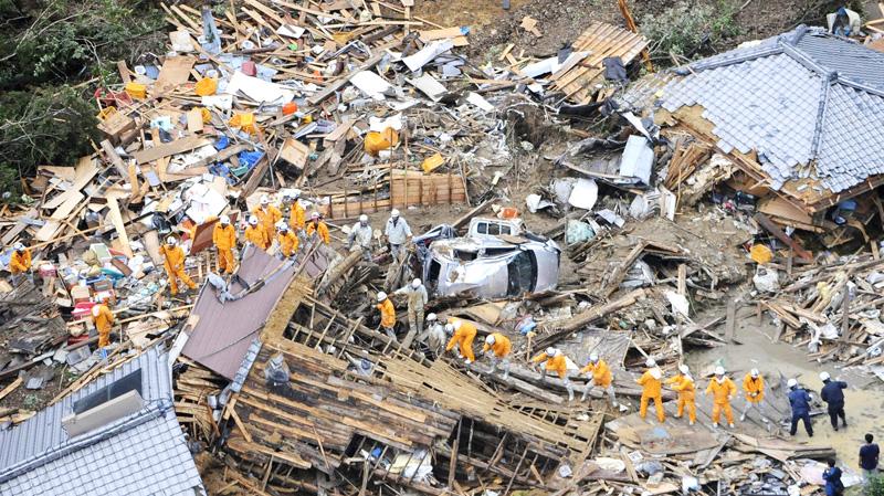 Volunteering Opportunities to Help Victims of Typhoon #12 (Talas)