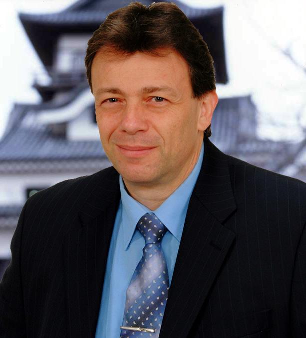 November 2011: Life After JET Spotlight, Anthony Bianchi