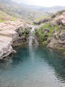 Upper Yougan pool