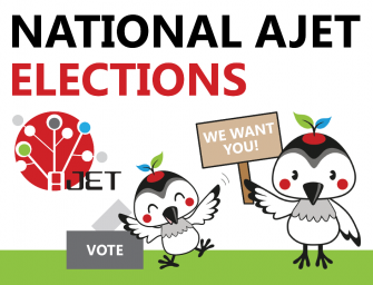 AJET Elections: Get out and vote!