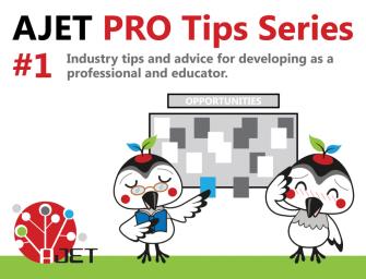 AJET PRO Tip 1: Professional Organizations