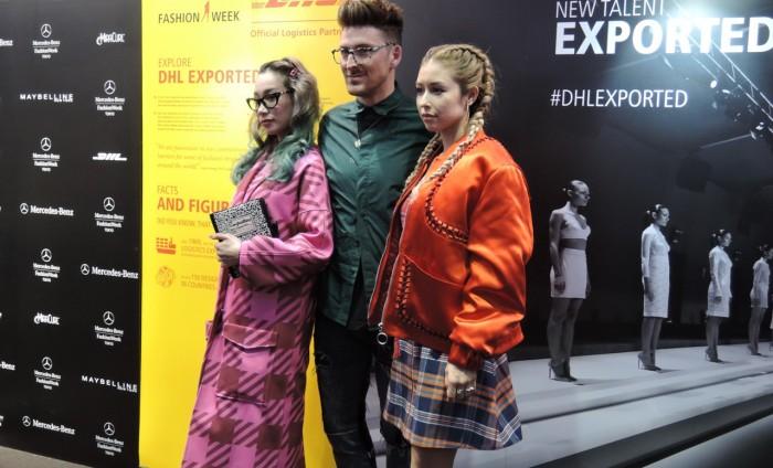 Fashion Week Extras: Designer Interviews