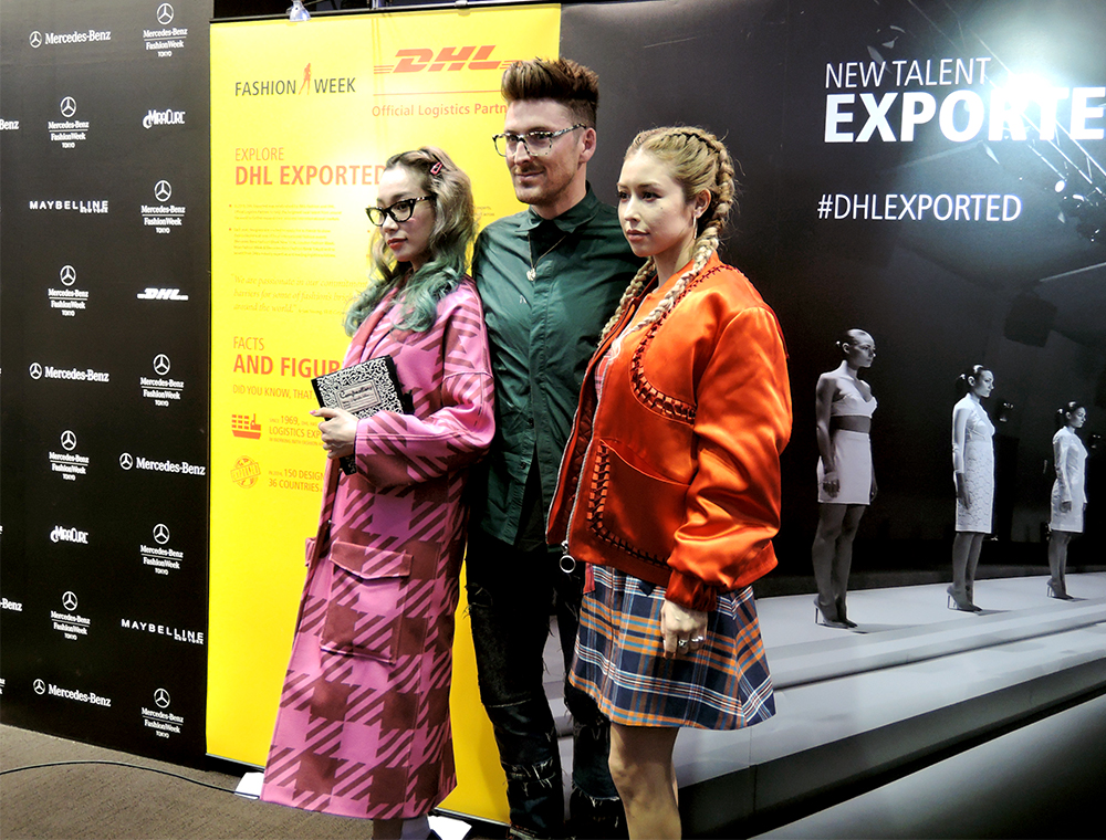 Henry Holland and models