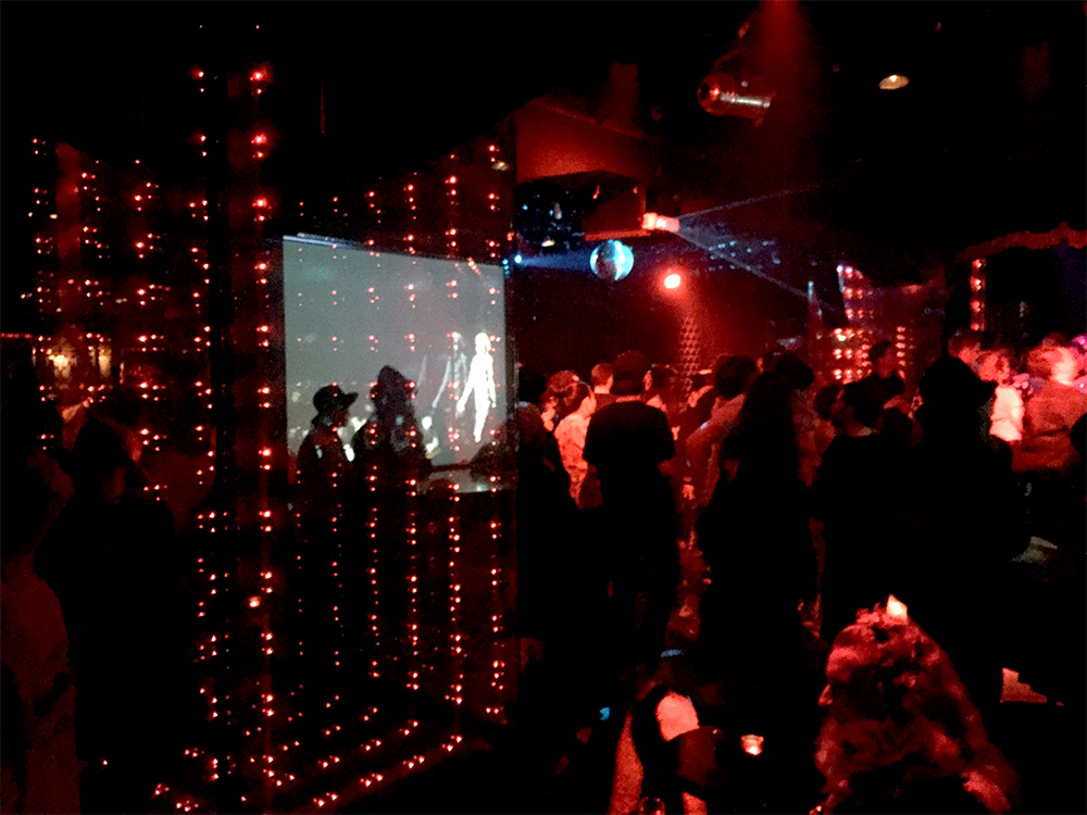 House of Holland after-party