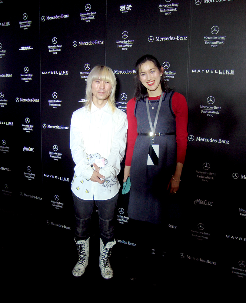 tenbo designer and Erica