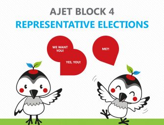 New Block 4 Representative – Olivia Retter