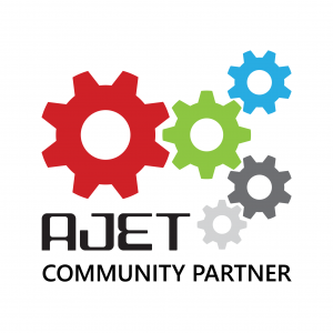 AJET Community Partners Logo