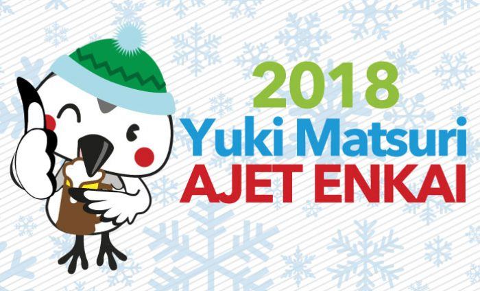 National AJET Meetup 2018 @ Sapporo Snow Festival – Details and Registration!