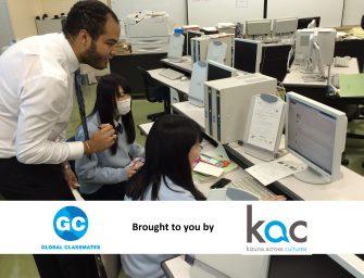Kizuna Across Cultures (KAC): Global Classmates Program