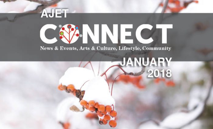 Connect – January 2018 Issue is Now Available!
