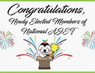 2018 National AJET Council Special Elections Results