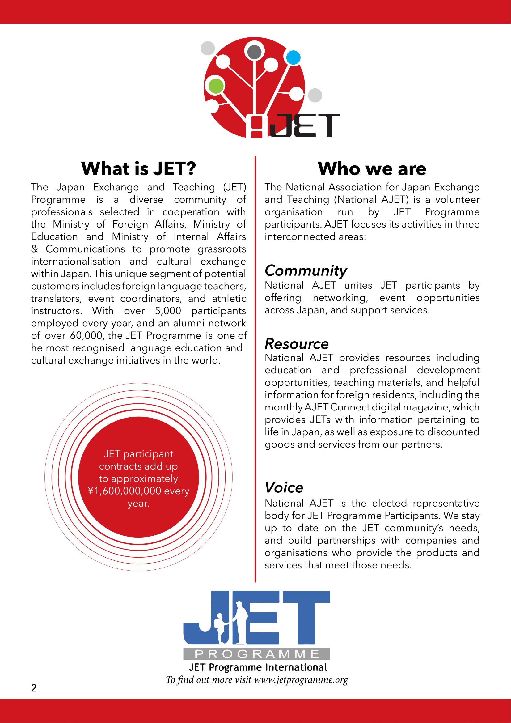 jet programme dating