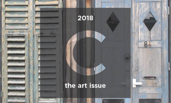Connect – The Art Issue 2018 is Now Available!