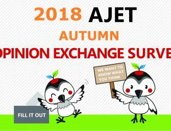 AJET Surveys | AJET