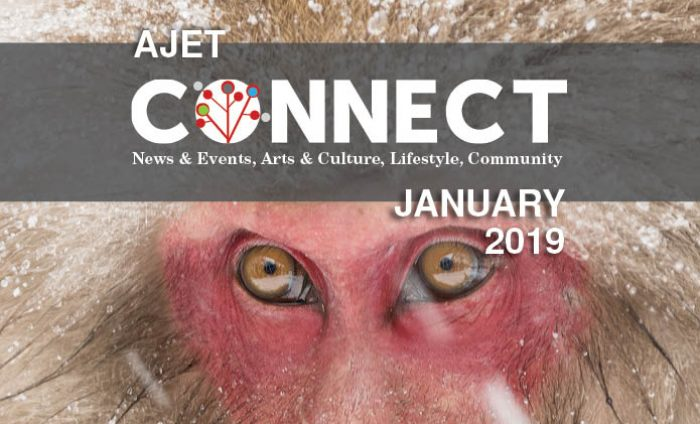 Connect – The First Issue of 2019 is Now Available!!!