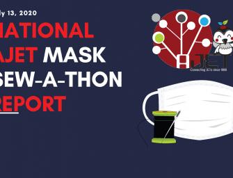 AJET 2020 Mask Sew-A-Thon: Final Report